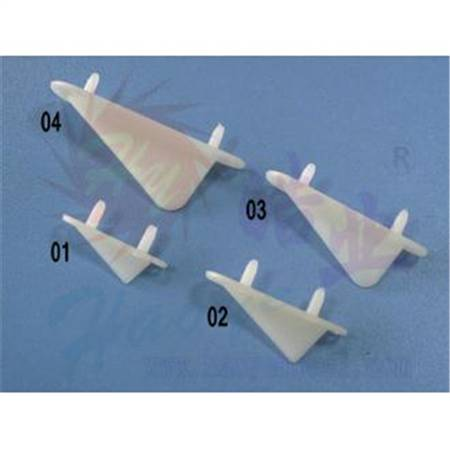 HY008-00601~04  Wing Skids