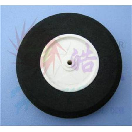 HY006-00401~04  5-Spoke Wheels (Sponge Tyre)