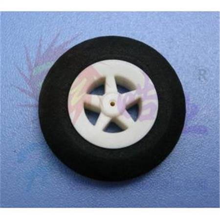 HY006-00601~04  Wheels Slow Fly Ultra Light (Sponge Tyre)