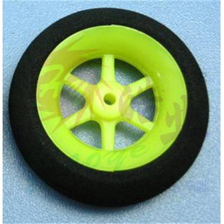 HY006-00801~09  Super Light 6-Spoke Wheels