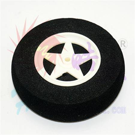 HY006-00301~04  5-Spoke Wheels (hollow) (Sponge Tyre)