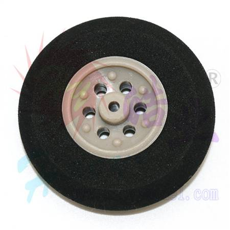 HY006-00901~06  Super Light Wheels (Sponge Tyre)