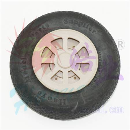 HY006-01101~06  Air Wheels (Plastic Hub)